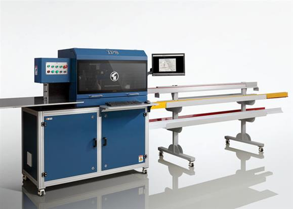 TPS CHANNEL LETTER BENDING MACHINE